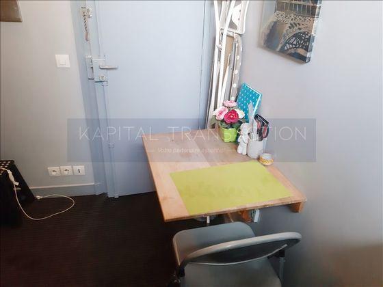 Vente studio 7 m2