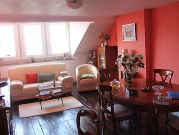 Appartement 4 pièces 90,92 m2