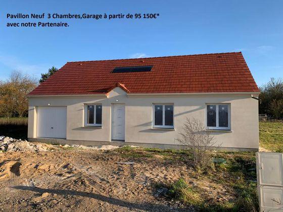 Vente terrain 2855 m2