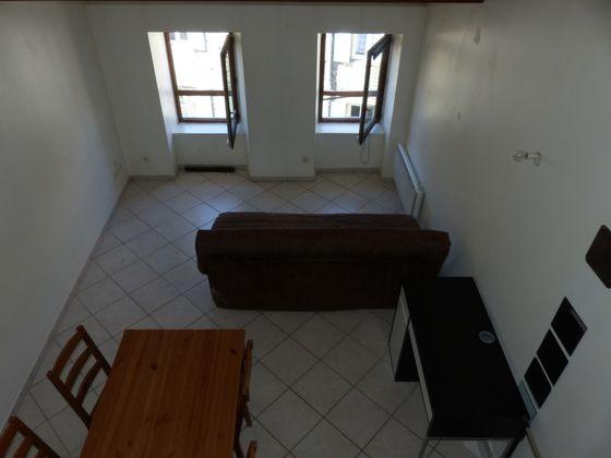 Location duplex meublé 3 pièces 40 m2