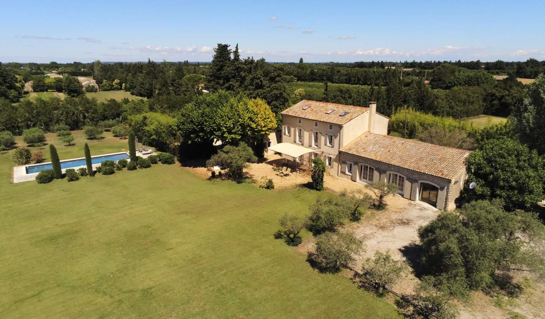 Maison avec piscine L'Isle-sur-la-Sorgue