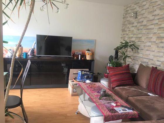 Location appartement meublé 2 pièces 47,59 m2
