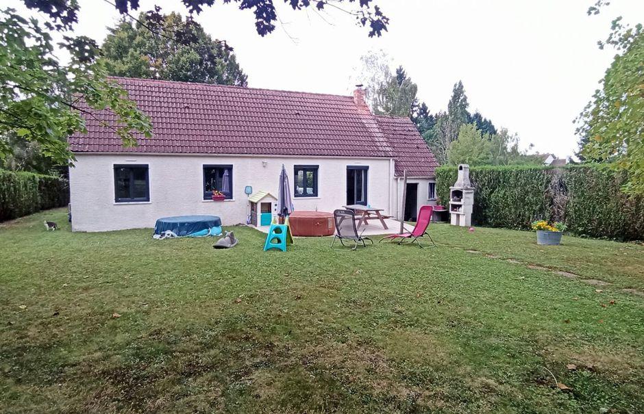Vente maison 4 pièces 90 m² à Seigy (41110), 169 800 €