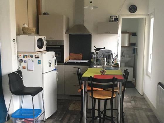 Vente appartement 2 pièces 31,7 m2