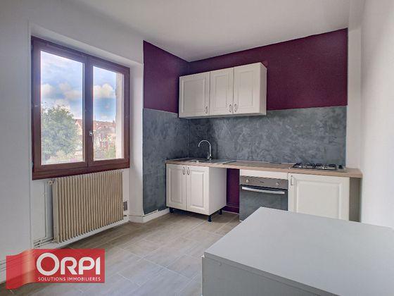 Location appartement 5 pièces 125,35 m2