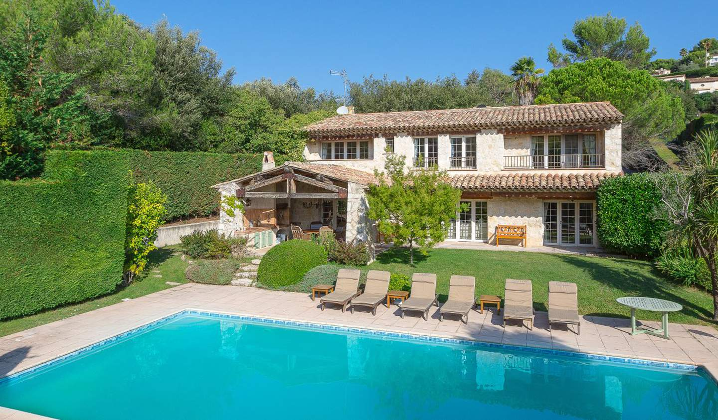 Property with pool La Colle-sur-Loup