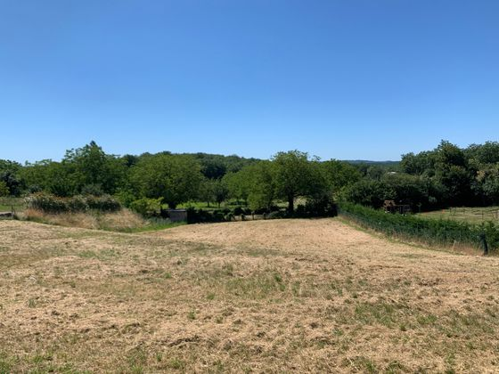 Vente terrain 2416 m2