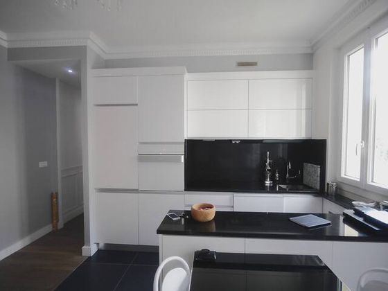 Location appartement meublé 2 pièces 39 m2
