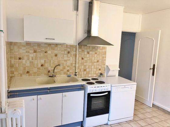 Location appartement 4 pièces 85,88 m2