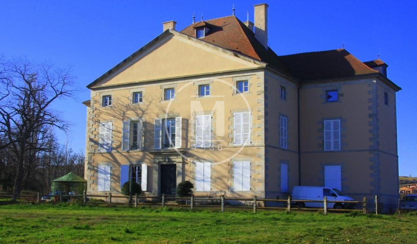 Château Combronde