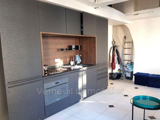 Location studio 30,03 m2