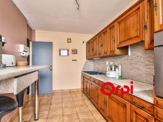 Vente appartement 3 pièces 84,44 m2