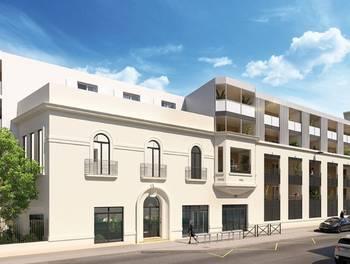 Appartement 2 pièces 39,09 m2