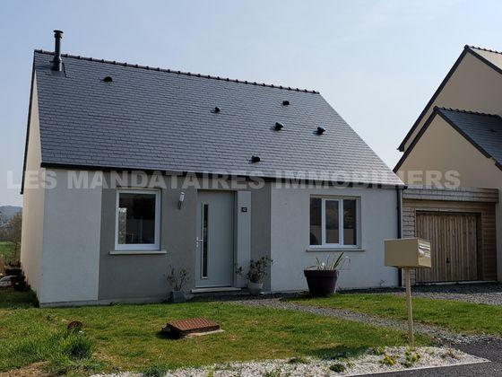 Vente maison 4 pièces 70,14 m2