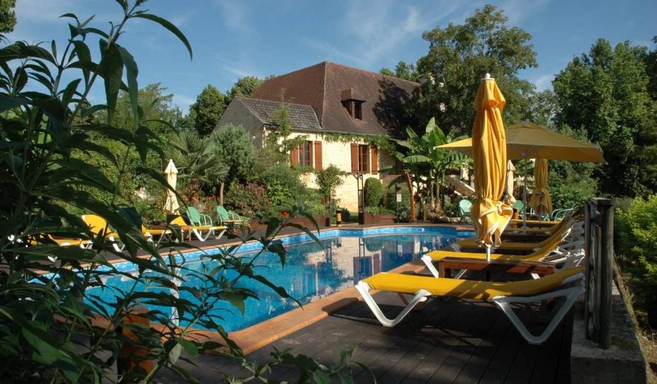 Propriété avec piscine Cénac-et-Saint-Julien