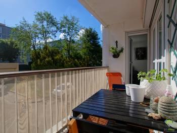 Appartement 4 pièces 86,55 m2