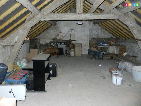 Vente ferme 5 pièces 126 m2