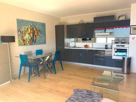 Vente appartement 3 pièces 60,42 m2