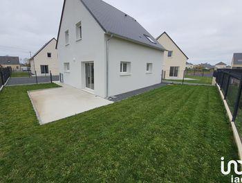maison à Fontenay-le-Pesnel (14)