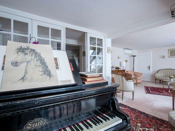 Vente appartement 7 pièces 163 m2