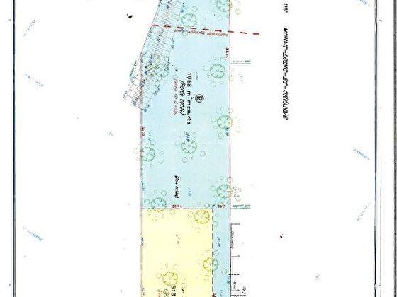 Vente terrain 1068 m2
