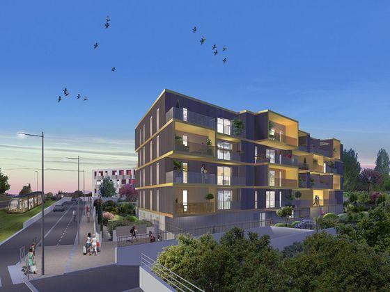 Vente appartement 4 pièces 96,2 m2