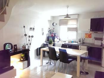 Appartement 3 pièces 41,99 m2