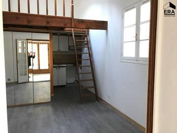 Appartement 2 pièces 24,84 m2