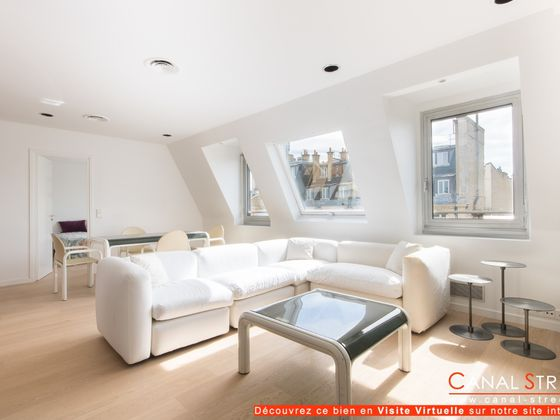 Location D'Appartements 4 Pièces Meublés À Paris (75) : Appartement