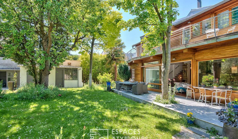 House with terrace Rueil-Malmaison