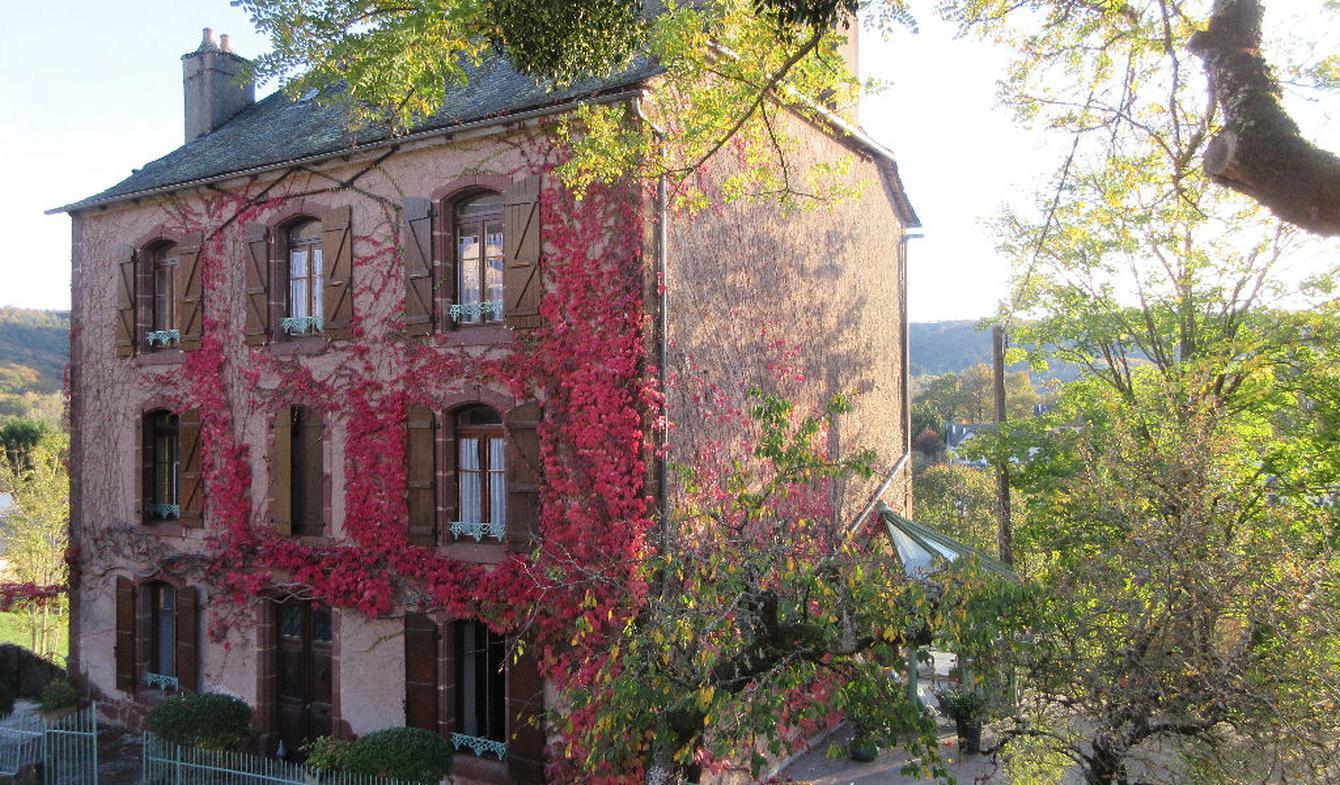 Maison Saint-Laurent-d'Olt