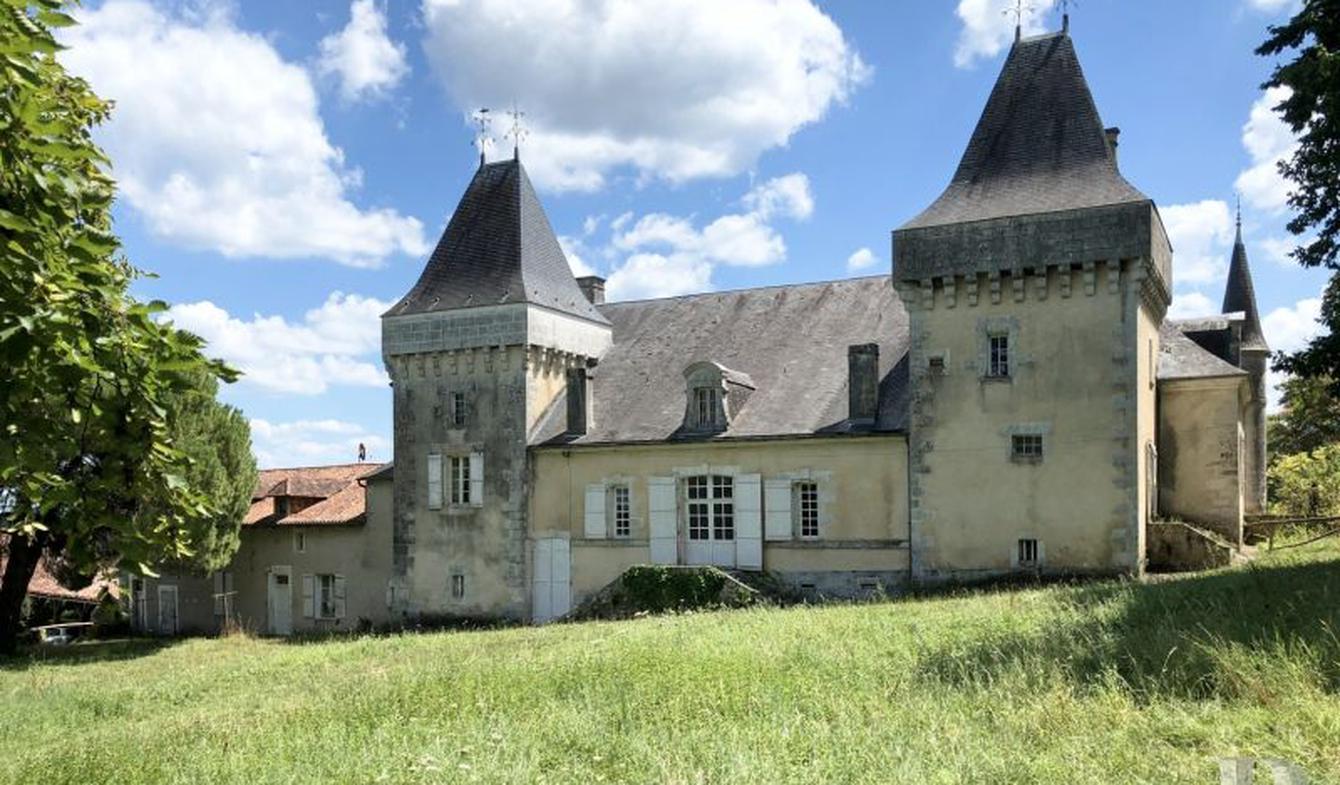 Castle Mareuil