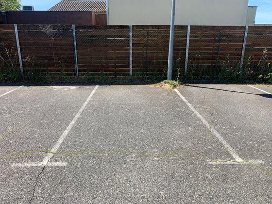 Vente parking 5 m2