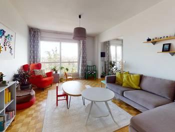 Appartement 5 pièces 87,62 m2
