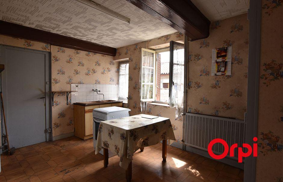 Vente maison 5 pièces 90 m² à Mornant (69440), 240 000 €