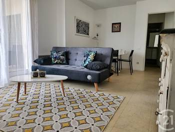 Appartement meublé 2 pièces 52,93 m2