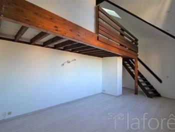 Appartement 2 pièces 48,77 m2
