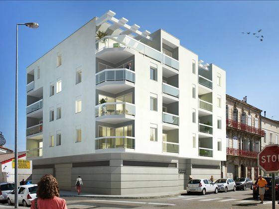 Vente appartement 3 pièces 57,06 m2