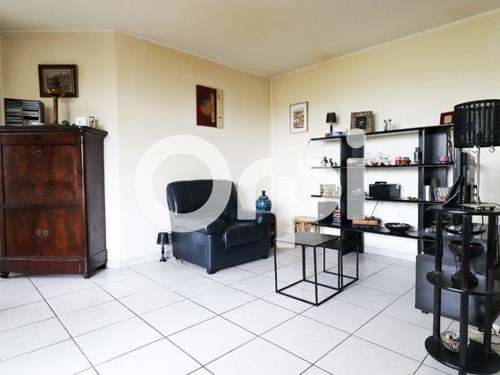 Vente appartement 2 pièces 55,34 m2