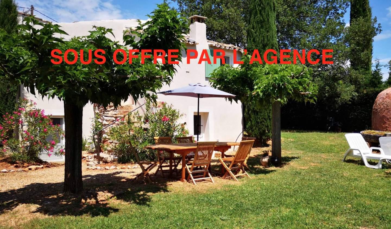 Maison avec piscine et terrasse Saint-Saturnin-lès-Apt