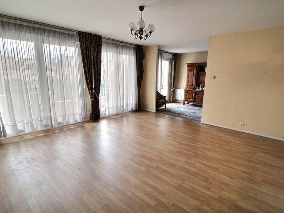 Vente appartement 4 pièces 82,75 m2