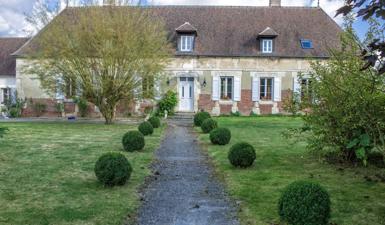 Propriété avec jardin Beauvais