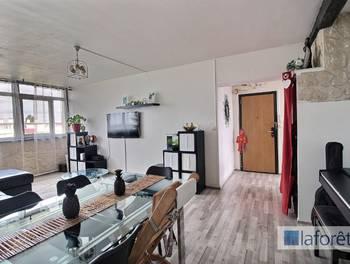 Appartement 4 pièces 72,18 m2