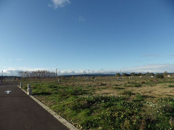 Vente terrain 599 m2
