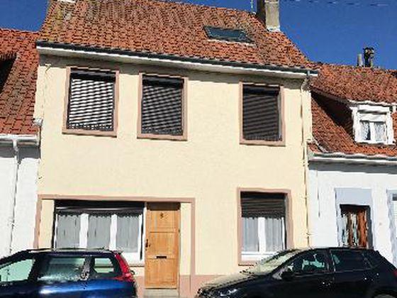 Vente maison 4 pièces 1 m2