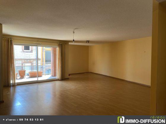 Vente appartement 3 pièces 124 m2