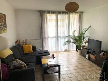 Appartement 4 pièces 72,49 m2