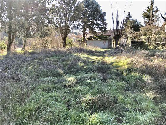 Vente terrain 1797 m2