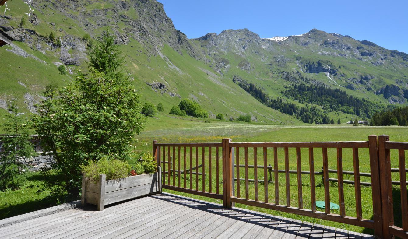 Chalet avec terrasse Champagny-en-Vanoise