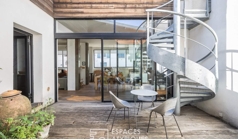 Appartement avec terrasse Malakoff
